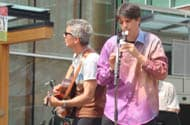 Jay Knutson and Claude Giguere, North Shore Celtic Ensemble